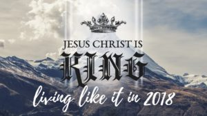 Following Christ as King