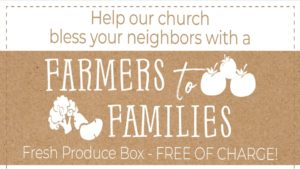 More Details on Farmers to Families Food