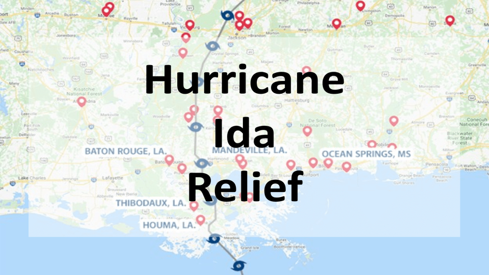 EPC's Hurricane Ida Relief